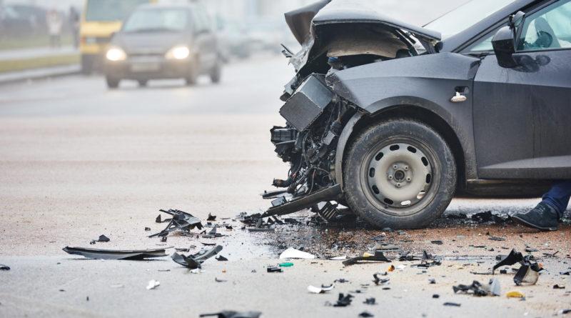 vehiculo accidente