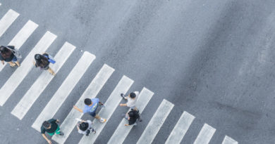 atropello peaton ciclista